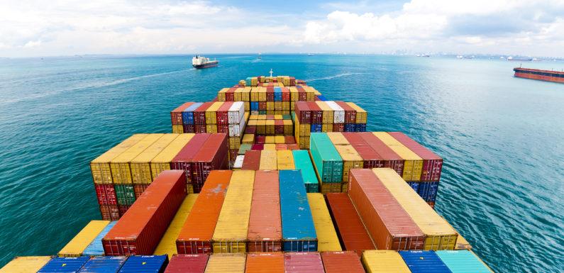 海運コストとCO2排出量の低下を実現、GSCPプラットフォーム